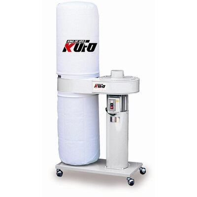 Airfoxx Vertical Bag Dust Collector