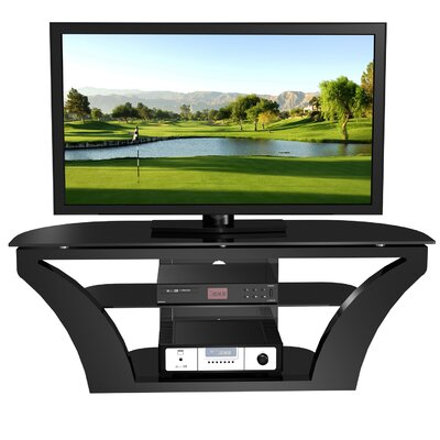 "EXP EXP Entertainment 48"" Flat Panel Plasma LCD HD TV Stand"