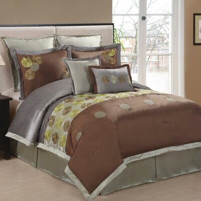 Candy 8 Piece Comforter Set