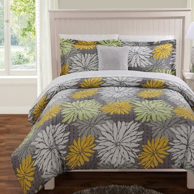 Studio Floral 12 Piece Comforter Set