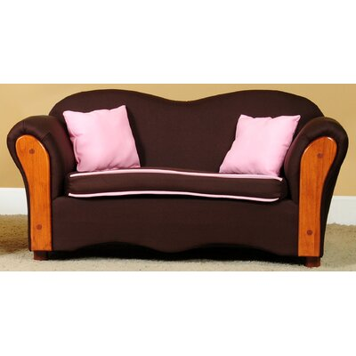 Fantasy Furniture Kid's' Homey VIP Sofa