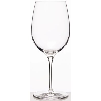 Luigi Bormioli Crescendo 20 oz Bordeaux Wine Glasses (Set of 4)