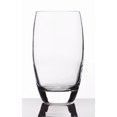 Luigi Bormioli Crescendo Chip-Resistant Highball Glasses - Set of 4