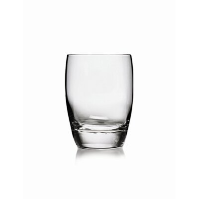 Luigi Bormioli Michelangelo Double Old Fashioned Glass (Set of 4)