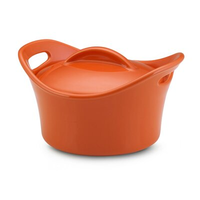 Rachael Ray Bubble and Brown 18 Oz. Round Mini Casserole