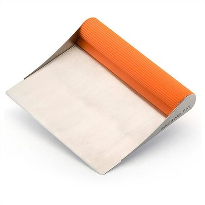 Rachael Ray Tools Bench Scrape Shovel in Orange
