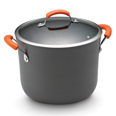 Rachael Ray Stock Pot with Lid