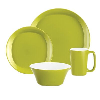 Rachael Ray Dinnerware 4 Piece Place Setting