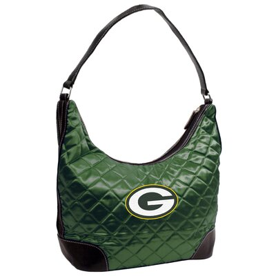 Little Earth NFL Quilted Hobo Bag