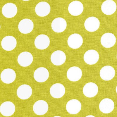 Persnickety Baby Bedding Gus Full Nursery Dot Fitted Crib Sheet