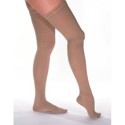 Venosan Legline 15-20 mmHg Women's Thigh High Closed Toe Sheer Stocking
