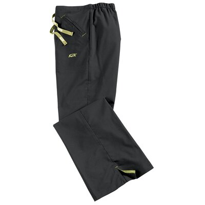 Iguana Med 5522 MedFlex II Female Cargo Pant in Carbon Black