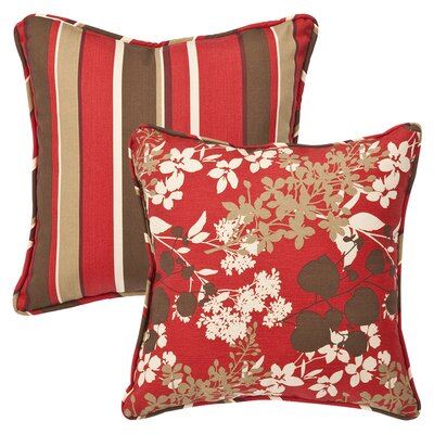 Pillow Perfect All Weather Reversible Pillow (Set of 2)