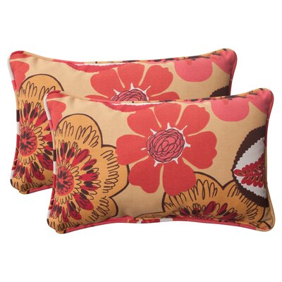 Pillow Perfect Fredrica Corded Throw Pillow (Set of 2)