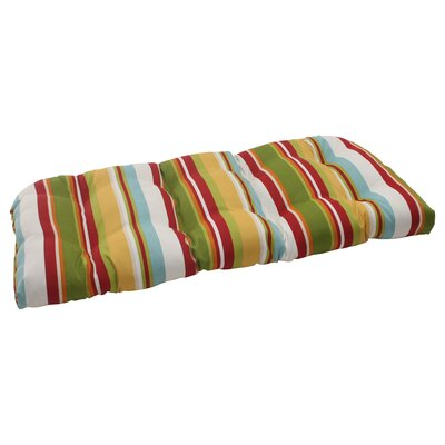 McCoury Wicker Loveseat Cushion