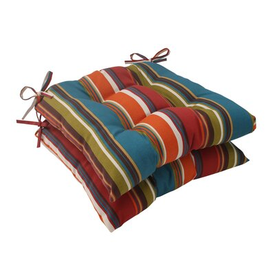 Westport Tufted Seat Cushion (Set of 2)