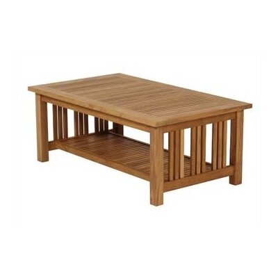 Barlow Tyrie Teak Mission Complete Deep Seating Set