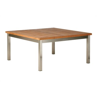 Barlow Tyrie Equinox Square Conversational Table