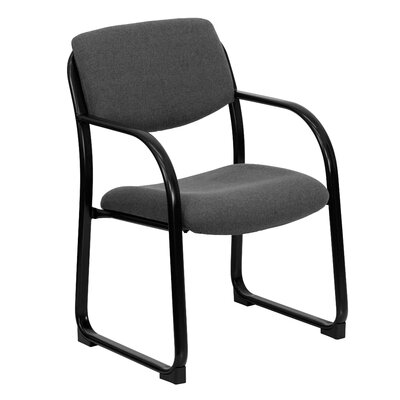 Flash Furniture Side Chair with Steel Frame
