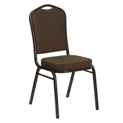 Flash Furniture Hercules Series Crown Back Stacking Banquet Chair