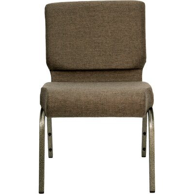 Flash Furniture Hercules Series 21'' Extra Wide Stacking Church Chair with 4'' Thick Seat