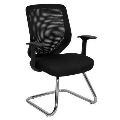 Flash Furniture Mesh Office Guest Side Chair with Mesh Fabric Seat