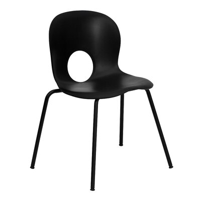 Flash Furniture Hercules Series Designer Plastic Stack Chair