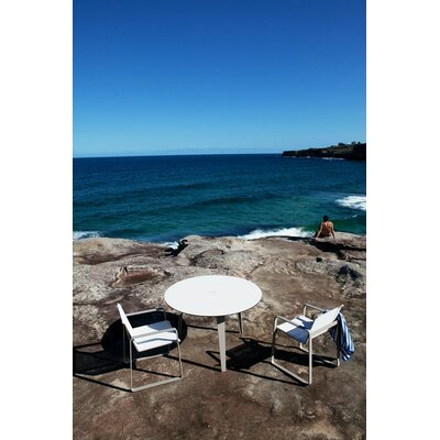 "Harbour Outdoor Clovelly 49"" Round Dining Table"
