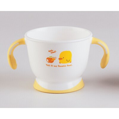 Piyo Piyo Double Handled Slip-Proof Mug