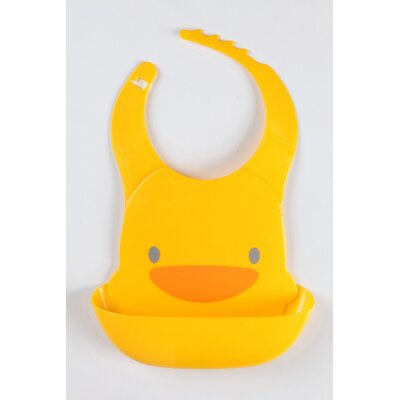 Piyo Piyo Waterproof Adjustable Bib