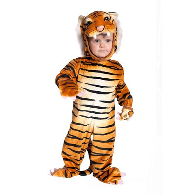 Tiger Costume in Brown