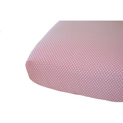 Oliver B Fitted Crib Sheet