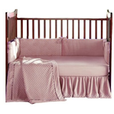 Baby Doll Bedding Heavenly Soft Crib Bedding Set