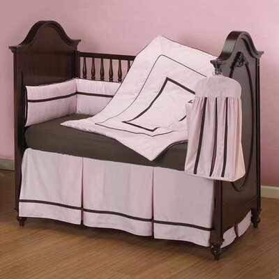 Baby Doll Bedding Hotel Style Port-a-Crib Bedding Set