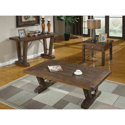 Emerald Home Furnishings Castlegate Coffee Table Set