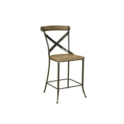 Emerald Home Furnishings Lancaster Counter Height Bar Stool