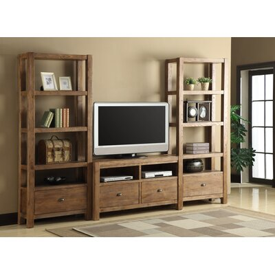Emerald Home Furnishings Bellevue Entertainment Center