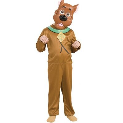 Rubies Scooby Doo Costume Blister Set
