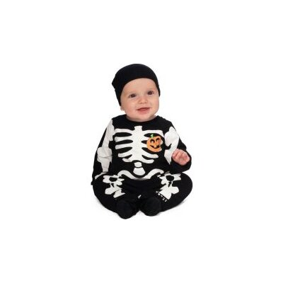 My First Halloween GID Skeleton Costume