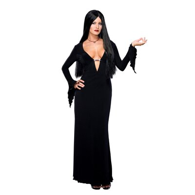 Rubies Secret Wishes Morticia Addams Costume
