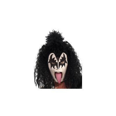 Rubies Kiss the Demon Adult Wig
