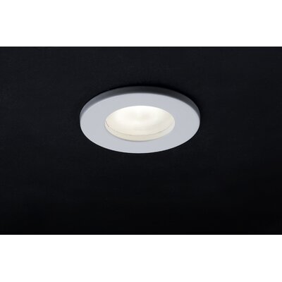 Bathroom Recessed Lighting on Faro Kant One Light Bathroom Recessed Downlight Light   Wayfair Uk