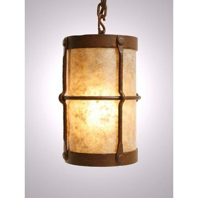 Steel Partners Ferron Forge 1 Light Pendant
