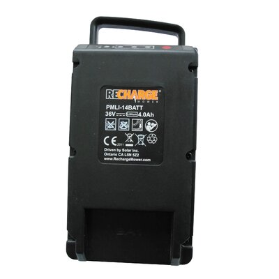 Recharge Mower 36 Volt Lithium Replacement Battery