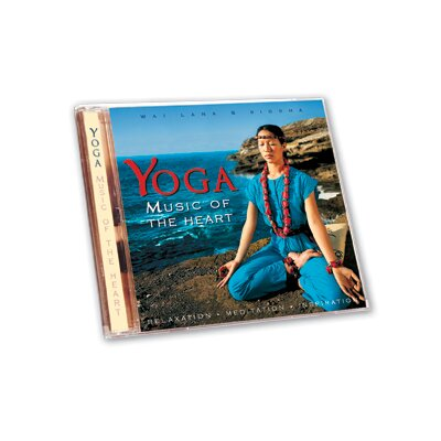 Wai Lana Yoga Music of the Heart CD