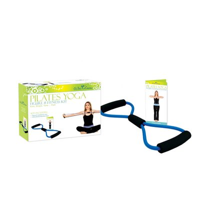 Wai Lana Figure-8 Fitness Kit with Poster