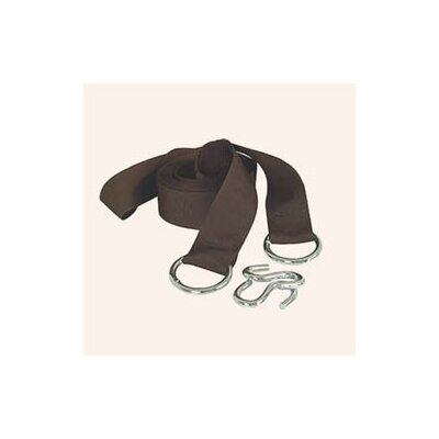 Bliss Hammocks Tree Straps and 'S' Hooks (Set of 2)
