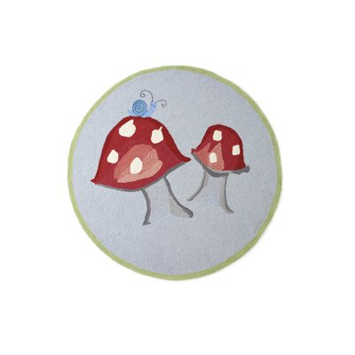 The Little Acorn Wishing Tree Kids Rug