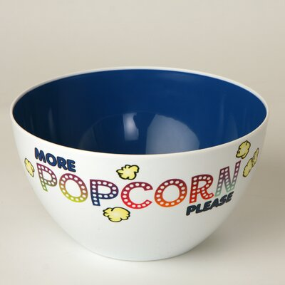 "Wabash Valley Farms Fun Time 10"" Popcorn Bowl"
