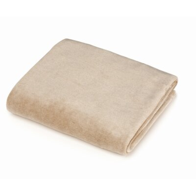 American Baby Company Organic Cotton Velour Bassinet Sheet